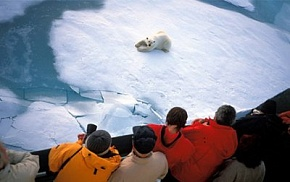 Foreign cruise ships can visit the Arctic easier