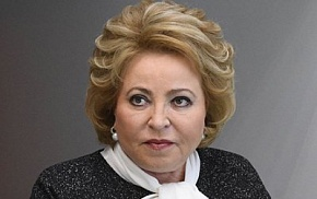 Matvienko: a project on state support for investors in the Arctic should be submitted to the Duma
