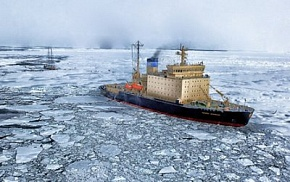 The first investment projects in the Arctic will be associated with the Northern Sea Route